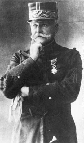 General Maurice Sarrail